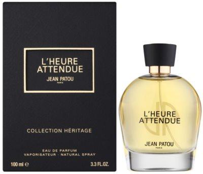Jean Patou L'Heure Attendue Eau de Parfum para mulheres