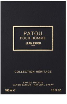 Jean Patou Patou pour Homme eau de toilette para hombre 4