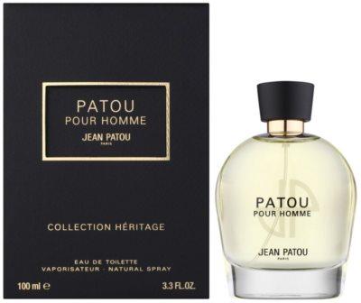 Jean Patou Patou pour Homme eau de toilette para hombre