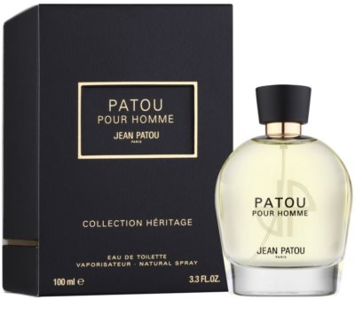 Jean Patou Patou pour Homme eau de toilette para hombre 1