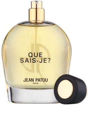 Jean Patou Que Sais-Je Eau de Toilette para mulheres 3