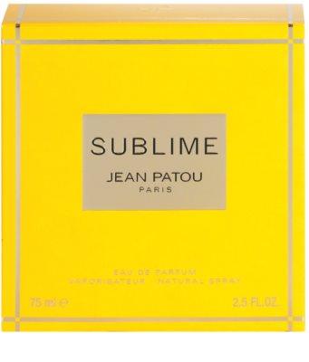 Jean Patou Sublime Eau de Parfum für Damen 4
