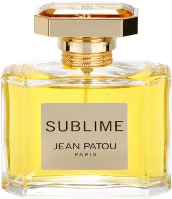 Jean Patou Sublime Eau de Parfum für Damen 2