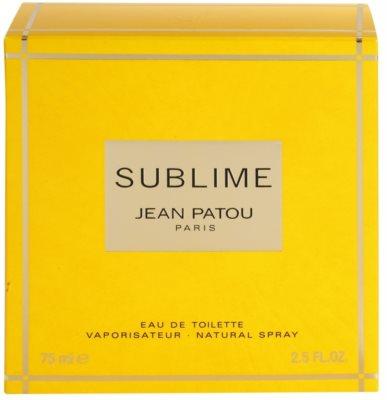 Jean Patou Sublime toaletná voda pre ženy 4