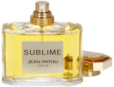 Jean Patou Sublime toaletná voda pre ženy 3