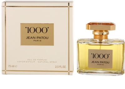 Jean Patou 1000 eau de parfum nőknek