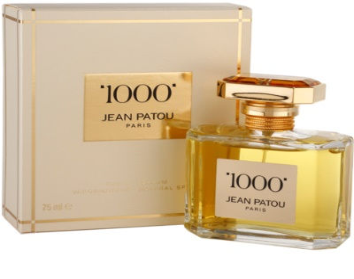 Jean Patou 1000 Eau de Parfum für Damen 1