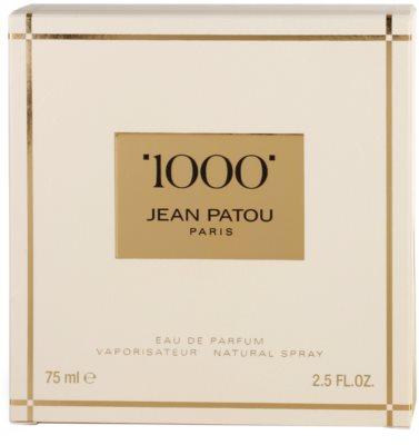 Jean Patou 1000 eau de parfum nőknek 4