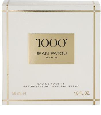 Jean Patou 1000 Eau de Toilette für Damen 4