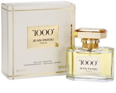 Jean Patou 1000 Eau de Toilette für Damen 1