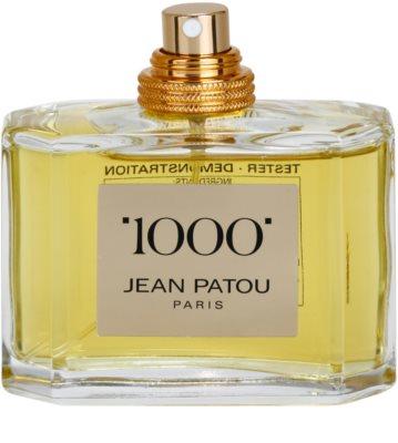 Jean Patou 1000 parfémovaná voda tester pro ženy