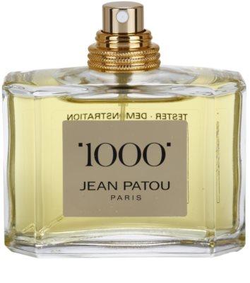 Jean Patou 1000 eau de toilette teszter nőknek