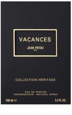 Jean Patou Vacances Eau de Parfum para mulheres 4