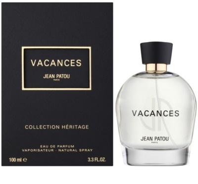 Jean Patou Vacances eau de parfum para mujer