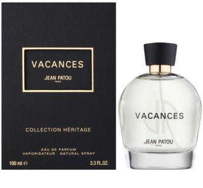 Jean Patou Vacances Eau de Parfum para mulheres