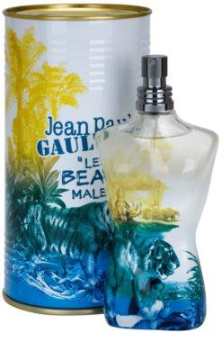 Jean Paul Gaultier Le Beau Male Summer 2015 eau de toilette para hombre 1
