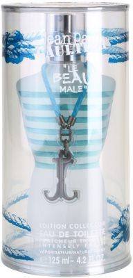 Jean Paul Gaultier Le Beau Male Edition Collector woda toaletowa dla mężczyzn