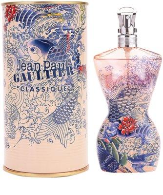 Jean Paul Gaultier Classique Summer 2013 eau de toilette para mujer