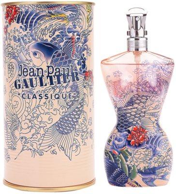 Jean Paul Gaultier Classique Summer 2013 Eau de Toilette pentru femei