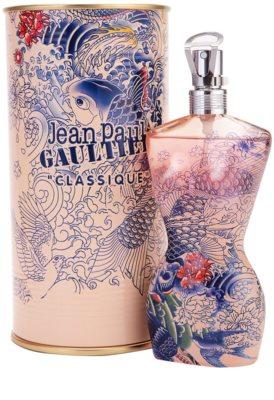 Jean Paul Gaultier Classique Summer 2013 Eau de Toilette pentru femei 1