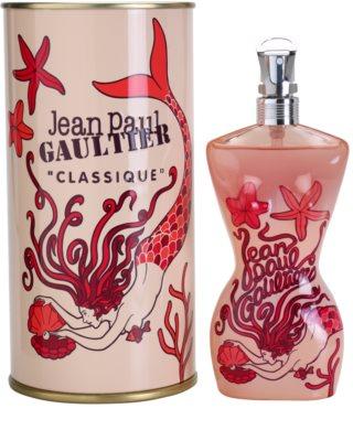 Jean Paul Gaultier Classique Summer 2014 Eau de Toilette pentru femei