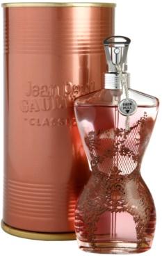 Jean Paul Gaultier Classique Eau de Parfum Eau de Parfum für Damen 1