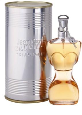 Jean Paul Gaultier Classique Eau de Toilette für Damen  Ersatzfüllung 1