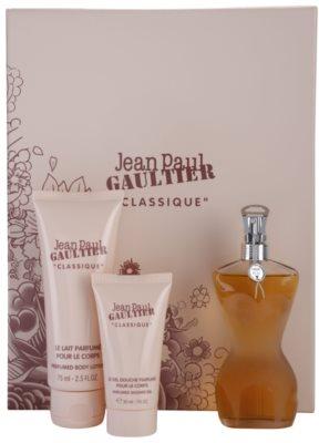 Jean Paul Gaultier Classique darilni seti