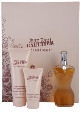 Jean Paul Gaultier Classique dárkové sady