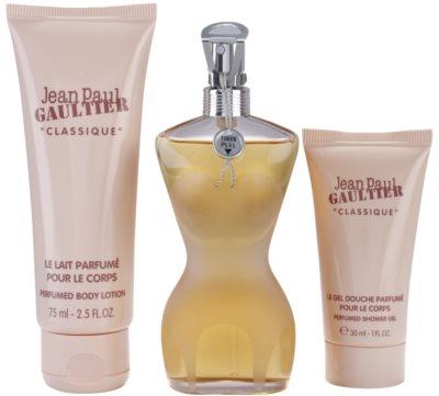 Jean Paul Gaultier Classique dárkové sady 1