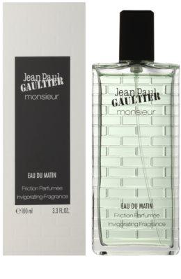 Jean Paul Gaultier Monsieur toaletní voda tester pro muže