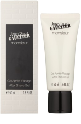 Jean Paul Gaultier Monsieur gel after shave para hombre