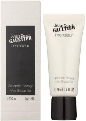 Jean Paul Gaultier Monsieur gel za po britju za moške