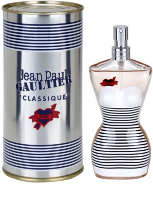 Jean Paul Gaultier Classique Couple Edition 2013 Sailor Girl in Love toaletní voda pro ženy