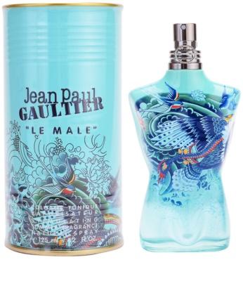 Jean Paul Gaultier Le Male Summer 2013 kolínská voda pro muže