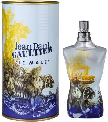 Jean Paul Gaultier Le Male Summer 2015 woda kolońska dla mężczyzn