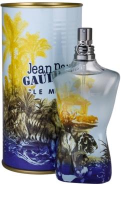 Jean Paul Gaultier Le Male Summer 2015 woda kolońska dla mężczyzn 2