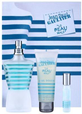 Jean Paul Gaultier Le Beau Male Geschenksets