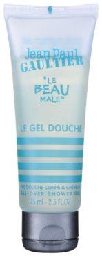 Jean Paul Gaultier Le Beau Male darčekové sady 3