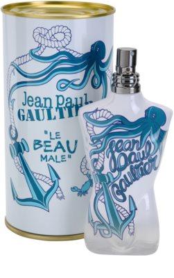 Jean Paul Gaultier Le Beau Male Summer 2014 toaletní voda pro muže 1