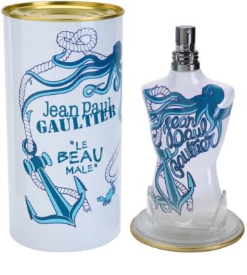 Jean Paul Gaultier Le Beau Male Summer 2014 woda toaletowa dla mężczyzn