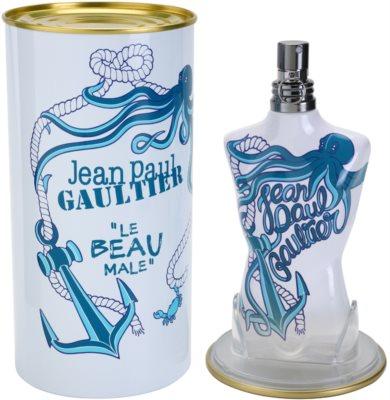 Jean Paul Gaultier Le Beau Male Summer 2014 тоалетна вода за мъже