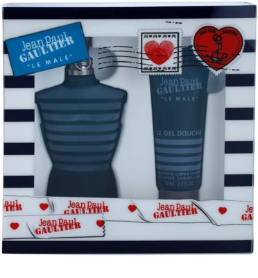 Jean Paul Gaultier Le Male lote de regalo 2