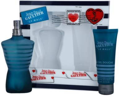 Jean Paul Gaultier Le Male coffret presente