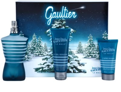 Jean Paul Gaultier Le Male darilni set