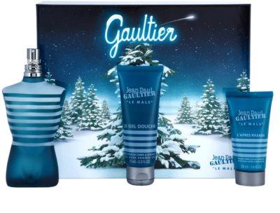 Jean Paul Gaultier Le Male zestaw upominkowy