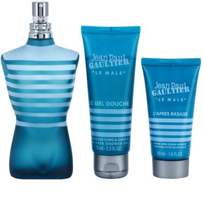 Jean Paul Gaultier Le Male darilni set 1