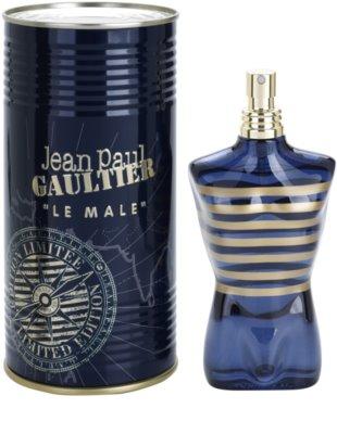 Jean Paul Gaultier Le Male Capitaine Limited Edition 2014 woda toaletowa dla mężczyzn
