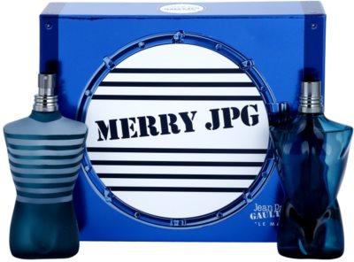 Jean Paul Gaultier Le Male Merry JPG coffret presente