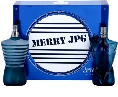 Jean Paul Gaultier Le Male Merry JPG lote de regalo